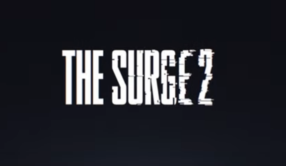 The Surge 2 FRONT
