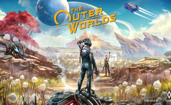 TheOuterWorlds KeyArt
