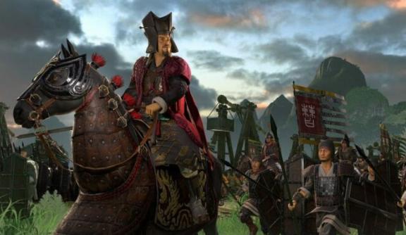 Total War Three Kingdoms FRONT
