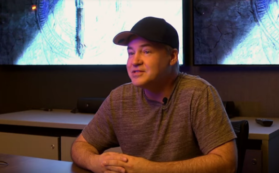 Vince Zampella Respawn Entertainment CEO FRONT