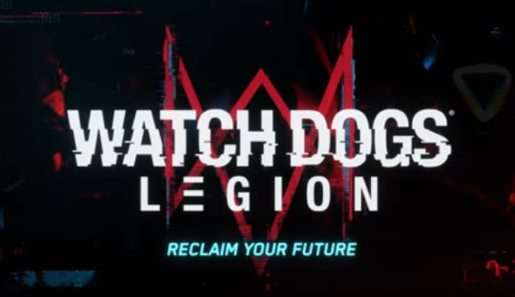 Watch Dogs LEGION FRONT