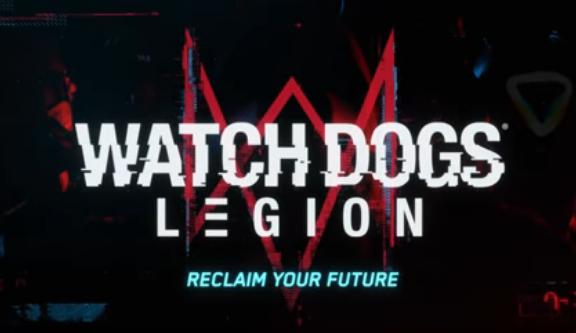 Watch Dogs LEGION FRONT