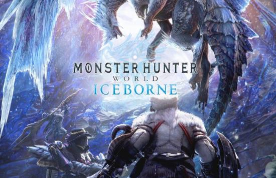 Monster Hunter World Iceborne FRONT
