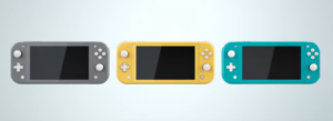Nintendo Switch Lite BACKGROUND