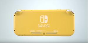 Nintendo Switch Lite FRONT