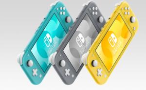 Nintendo Switch Lite III