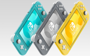 Nintendo Switch Lite true III