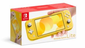 Nintendo Switch Lite true V