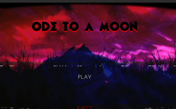 Ode to A Moon FRONT
