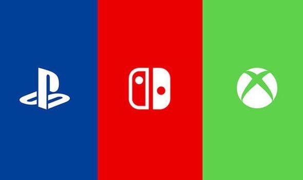 PlayStation Xbox One Nintendo Switch Apex Legends 1084733