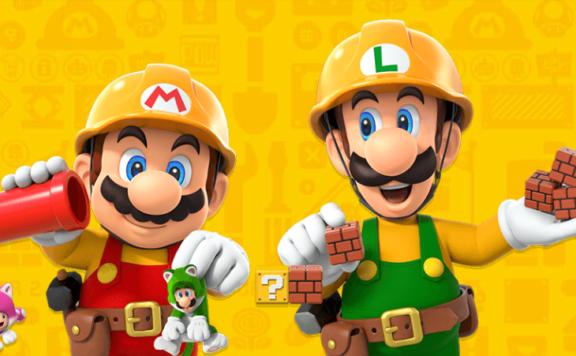Super Mario Maker 2 FRONT