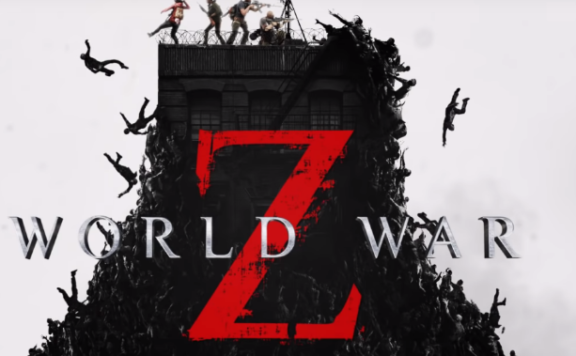 World War Z FRONT