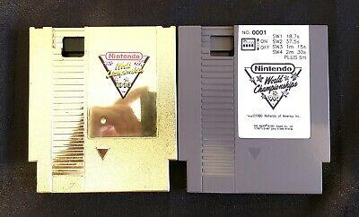▪ 1990 Nintendo World Championships Gold Gray