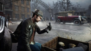 38 The sinking city