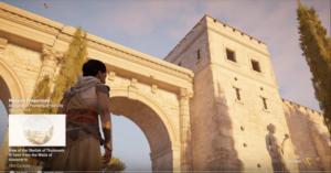 Assassins Creed Origins Musem Front III