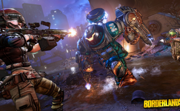 Borderlands 3 HD V