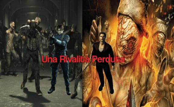 Resident Evil Vs Silent Hill