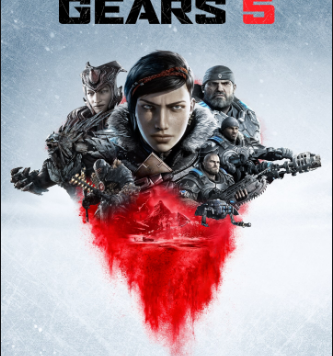 Gears 5 FRONT