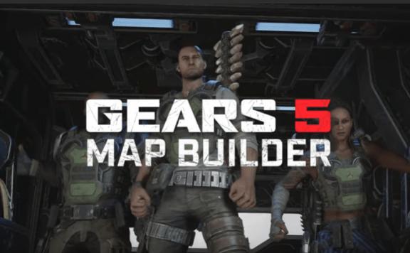 Gears 5 mode ESCAPE front