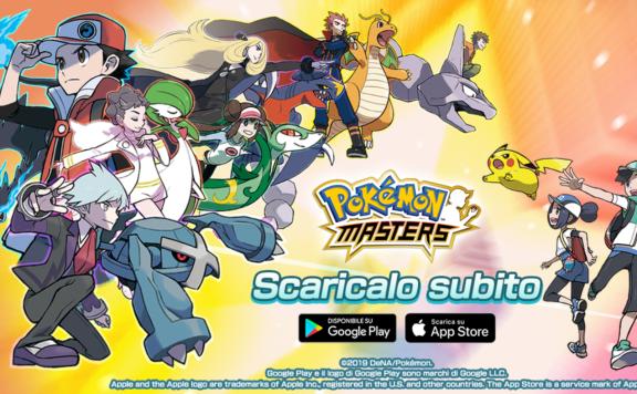 PokemonMasters launch