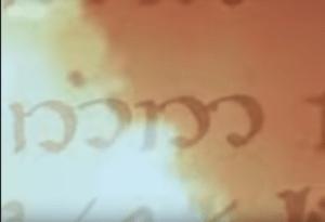 Professor Tolkien declama la poesia dellanello nel linguaggio nero VIII
