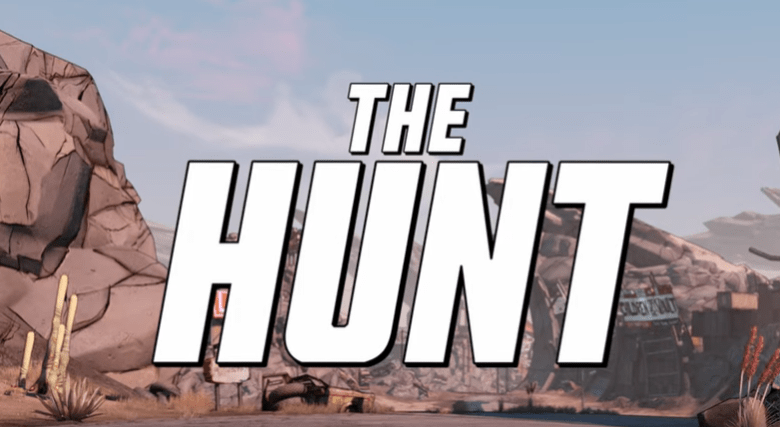 The HUNT FRONT