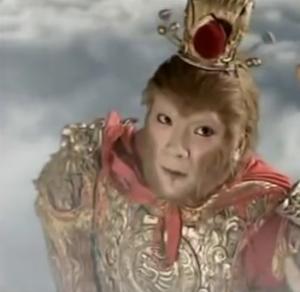 Affenkonig Sun Wukong IV