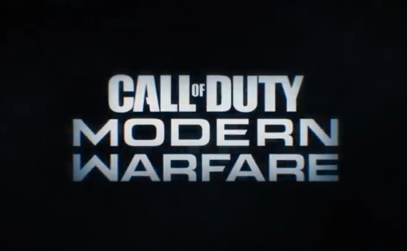 Call of Duty Modern Warfare Front