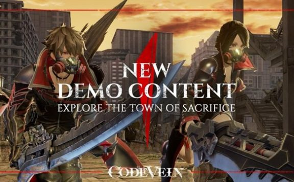 Code Vein Demo real Front