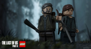 Lego The Last of Us Part II