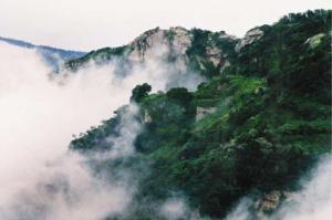 Monte Huaguo dei fiori e dei frutti