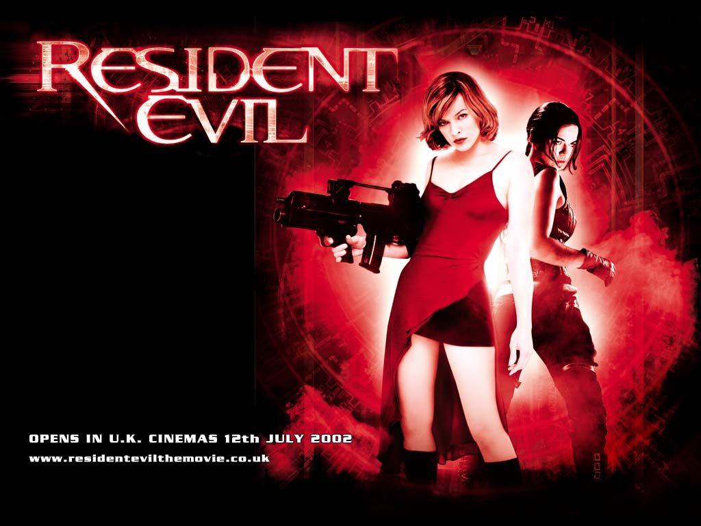 RESIDENT EVIL Movie 1