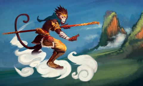 Sun Wukong Son Goku II
