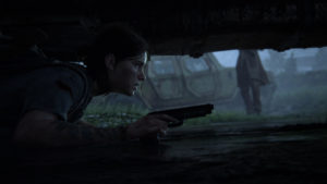 The last of Us Part 2 IV