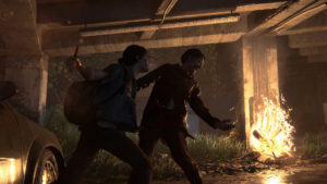 The last of Us Part 2 V