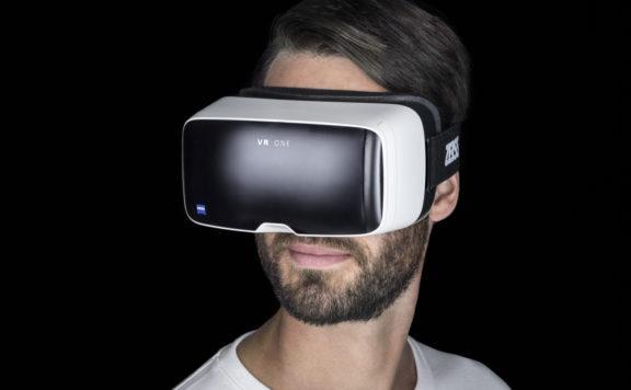 Visore VR Apple Carl Zeiss