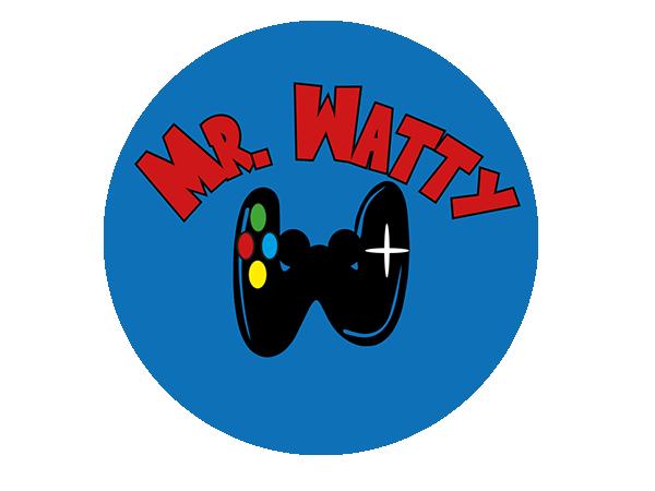 logo Mr watti modificato e corretto da me 1