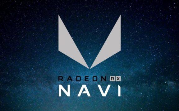 AMD Radeon RX Navi 4