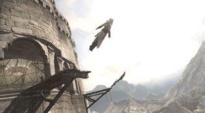 Assasins creed tower ubisoft Background