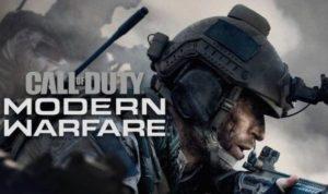 Call of Duty Modern Warfare 1168896