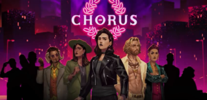 Chorus musical game BACKGROUND