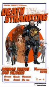 Death Stranding JB 60 Poster