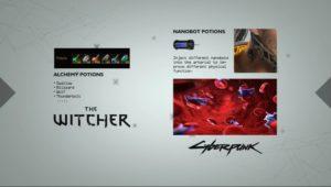 Geralt in NightCity IX PG