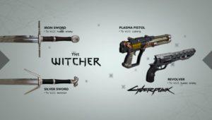 Geralt in NightCity VI PG