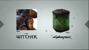 Geralt in NightCity X PG