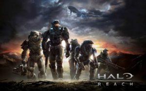Halo Reach Ruffina Games
