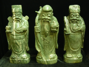 Immortal and Wise Jade Men