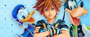 Kingdom Hearts assunzioni Background