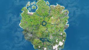 Mappa Fortnite