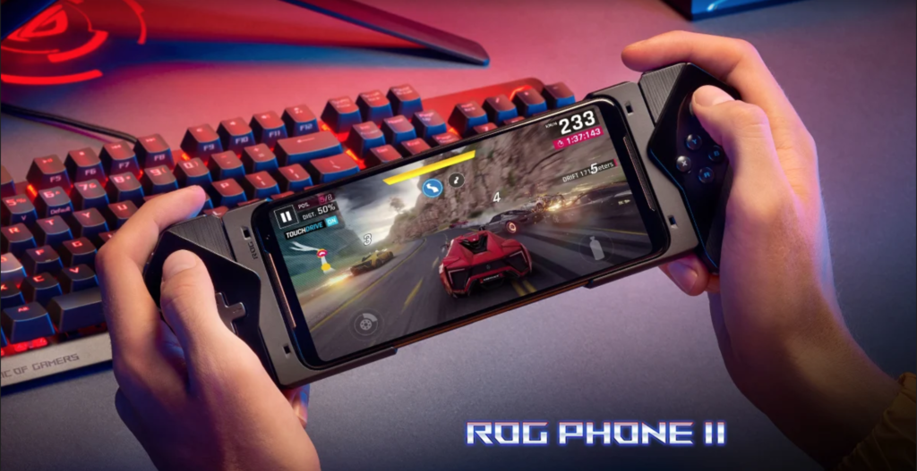 ROG phone II Scenario Photo 03